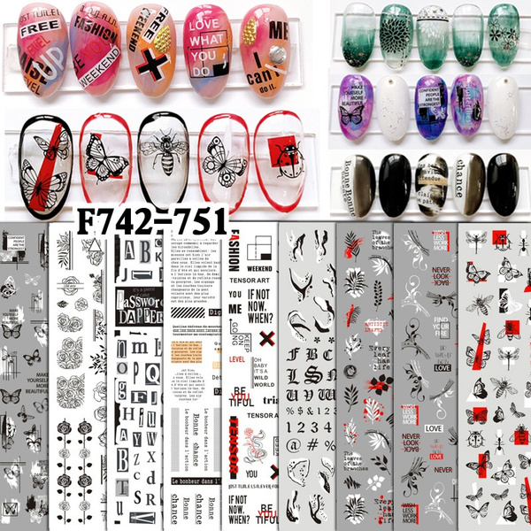 manicure tool, Beauty Makeup, nail stickers, Fashion