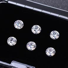 moissanite, Beautiful, DIAMOND, Jewelry