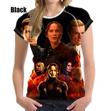 Summer, thehungergame, Mens T Shirt, Movie