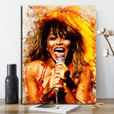 tinaturner, decoration, singer, Wall Art