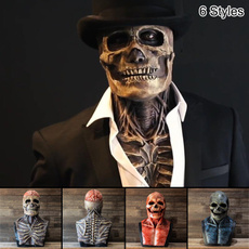 Head, Cosplay, Skeleton, skull
