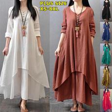 dressesforwomen, Long Sleeve, Dress, casual dresses