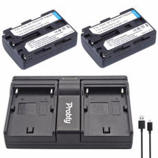 Battery, charger, usb, sony