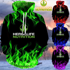 Fashion, pullover hoodie, personalitycooltop, Long sleeved
