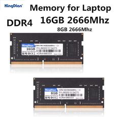 notebookcomputer, ddr4ram, Laptop, laptopram