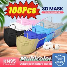 mesvorm, comfortabelmasker, antivirusbeschermingsmasker, ademend