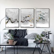 Wall Art, canvaspainting, livingroompainting, zen