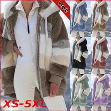 fur coat, Plus Size, fur, Invierno