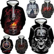 Funny, Fashion, unisex clothing, skull