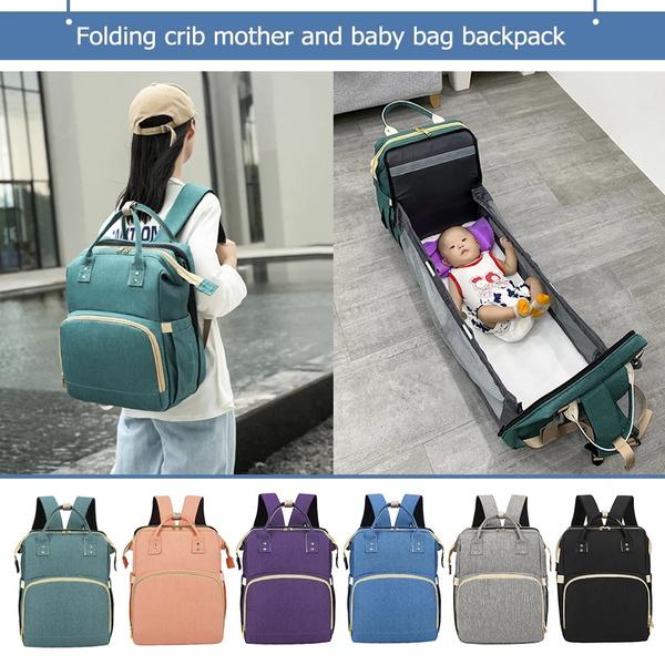 Shoulder Bags, Tote Bag, backpacknappymummybag, babycrib