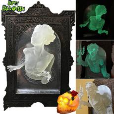 ghost, horrorfigure, halloweenparty, skull