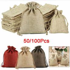 linengiftbag, Jewelry, Gifts, Food