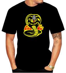 Cobra, colorfulprinted, #fashion #tshirt, Sleeve