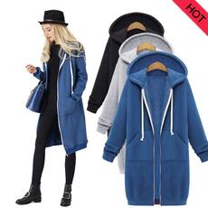 women pullover, wintercoatforwomen, Plus Size, velvet