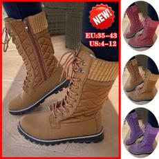Knee High Boots, midcalfboot, Invierno, hightopboot