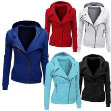 Fashion, Coat, Sweaters, zipper hoodie