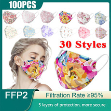 colorkf94, Protective, breathmask, Colorful