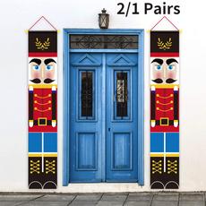 bannerdecoration, Decor, Outdoor, Door