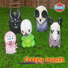 Halloween Decorations, Garden, insectornament, Halloween