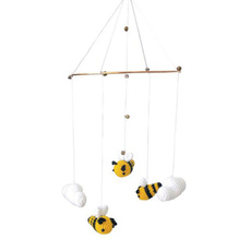 Decor, childrensroomdecoration, Jewelry, beesdecoration