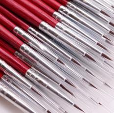 Art Supplies, art, brushnylon, artistbrushe