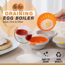 boiledeggbowl, eggholder, microwaveeggcooker, eggpoacher