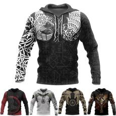 hoodiesformen, Fashion, Superhero, unisex