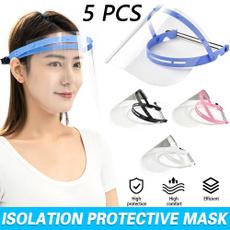 Adjustable, faceshield, antifog, Pets