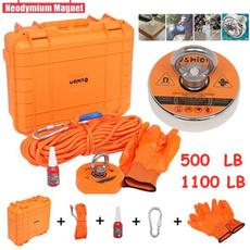 Box, magnetfishing, Rope, detectingmagnet