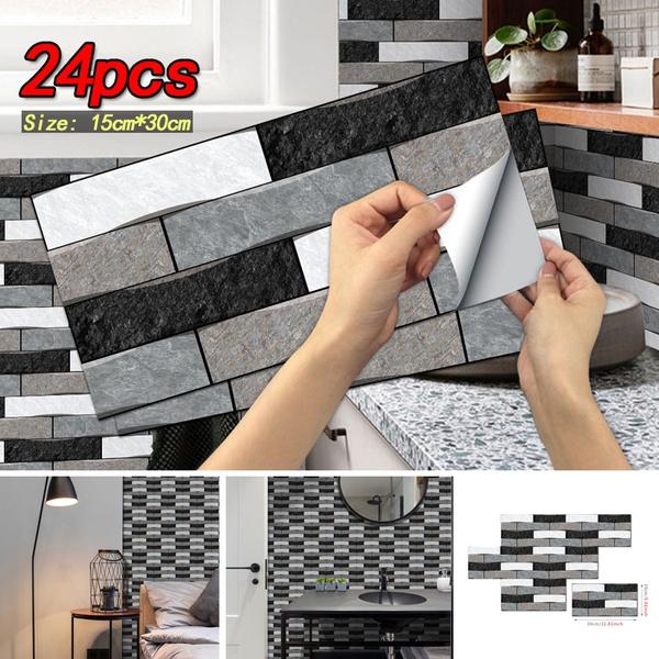 Kitchen, removablepeelsticker, selfadhesivewalldecor, stairsticker