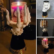 Candleholders, halloweencandlestick, Witch, Halloween Decorations