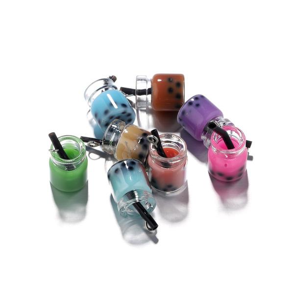 Necklace, Bottle, diyjewelry, driftbottle