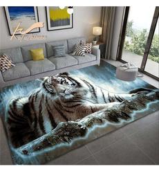 doormat, Yoga Mat, Soft, Leopard