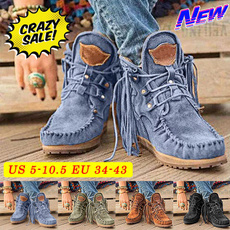 ankle boots, Fashion, Lace, Women's Fashion