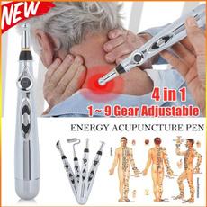 meridianmassager, portablemassage, Laser, necksmassage