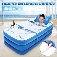 Bathroom, Bathroom Accessories, beachpoolfloat, foldablebathtub