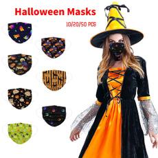dustproofmask, dustproofcover, Halloween, Masks