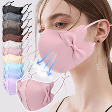 washable, Moda, mouthmask, bowknot