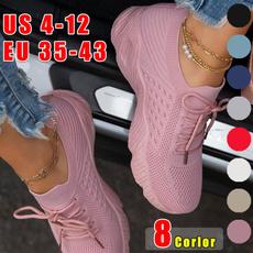 Sneakers, Plus Size, Sports & Outdoors, fashion women