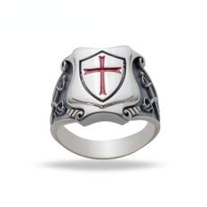 Steel, men_rings, knightstemplar, Jewelry