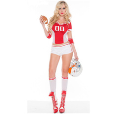 Halloween Costume, womensfootballoutfit, rugby, masqueradecostume