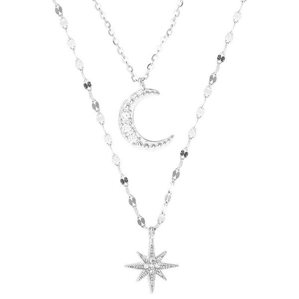 teen, layering, Star, Jewelry
