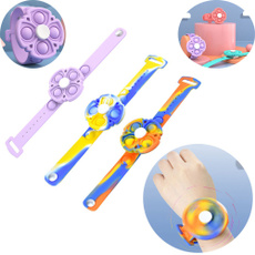 Toy, Wristbands, for, Silicone