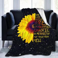 officeblanket, Sunflowers, kidsroom, Blanket