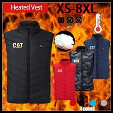 Vest, Fashion, usb, winter coat