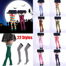 Cosplay, Christmas, Sleeve, witchsock