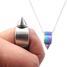 Steel, edc, Jewelry, Stainless Steel