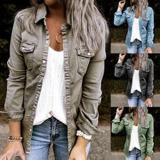 Jacket, Fashion, Sleeve, denimjacketforwomen