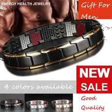 therapybracelet, Jewelry, magnetichealthbracelet, adjustablebracelet