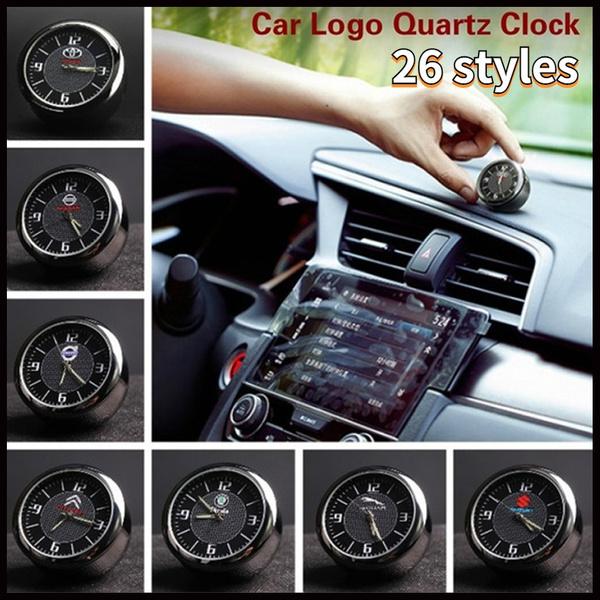 Toyota, autointeriorwatch, carinteriordecoration, Clock